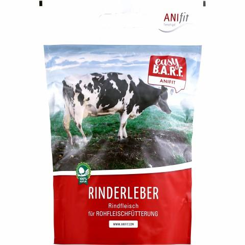 Easy Barf Rinderleber 300g (1 Piece)
